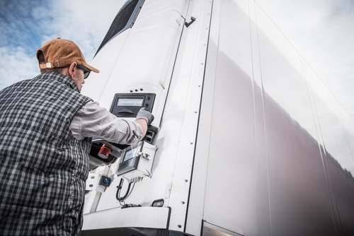 Refrigerated Semitrailer Cargo